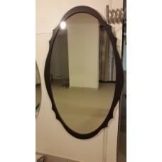 Зеркало Овал в раме МДФ
